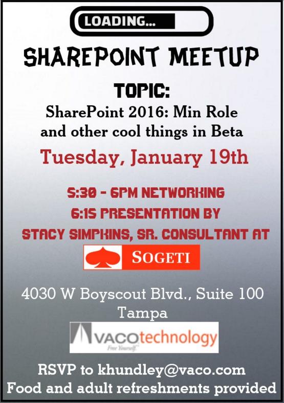 SharePointMeetup