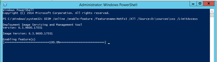 Install Subscription Settings Service using Powershell – SharePoint 2013, 2016